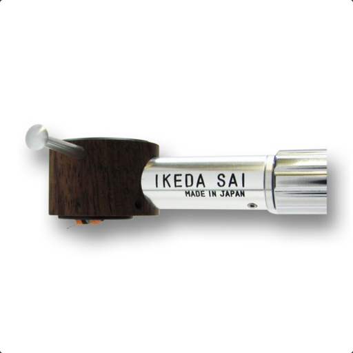 Ikeda SAI Moving Coil Phono Cartridge with Headshell - Safe and Sound HQ