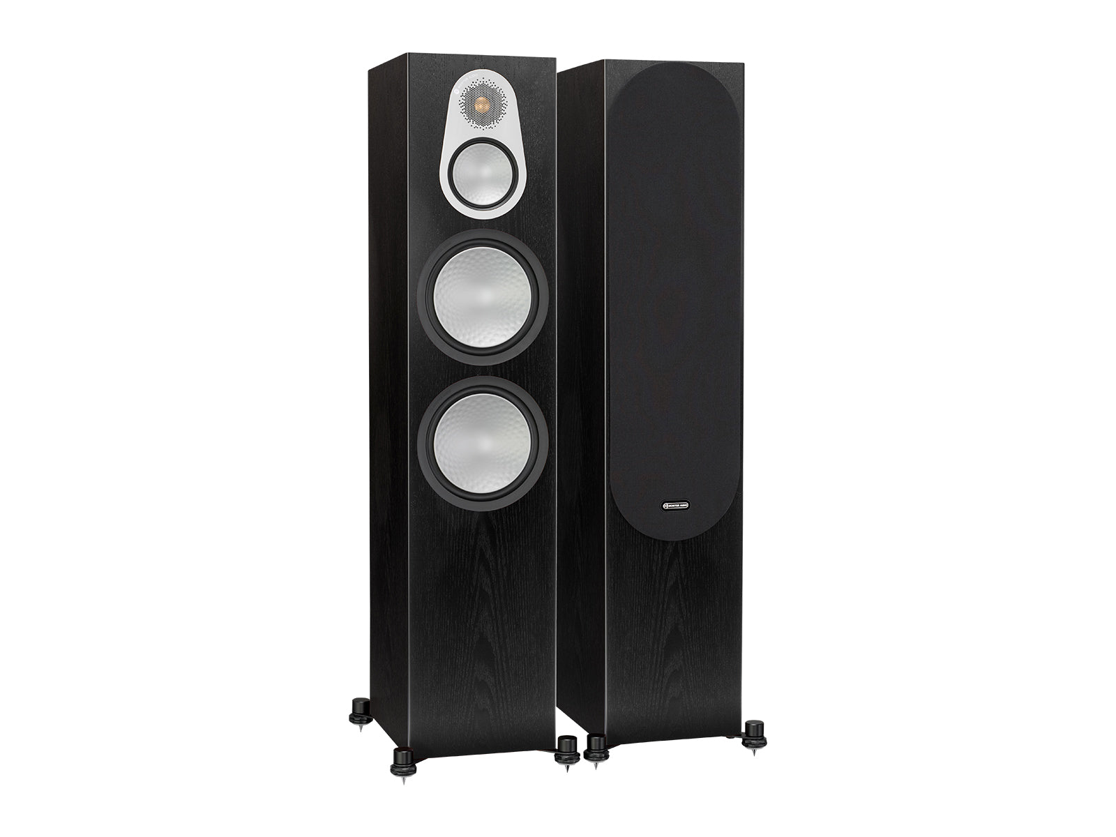Monitor Audio Silver 500 Floorstanding Speaker (Pair) - Safe and Sound HQ