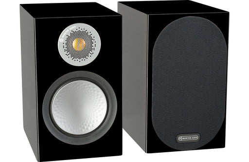 Monitor Audio Silver 50 Bookshelf Speakers Open Box (Pair) - Safe and Sound HQ