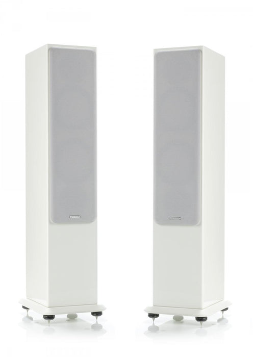 Monitor Audio Silver 6 Silver Series Floorstanding Speaker (Pair) - Safe and Sound HQ