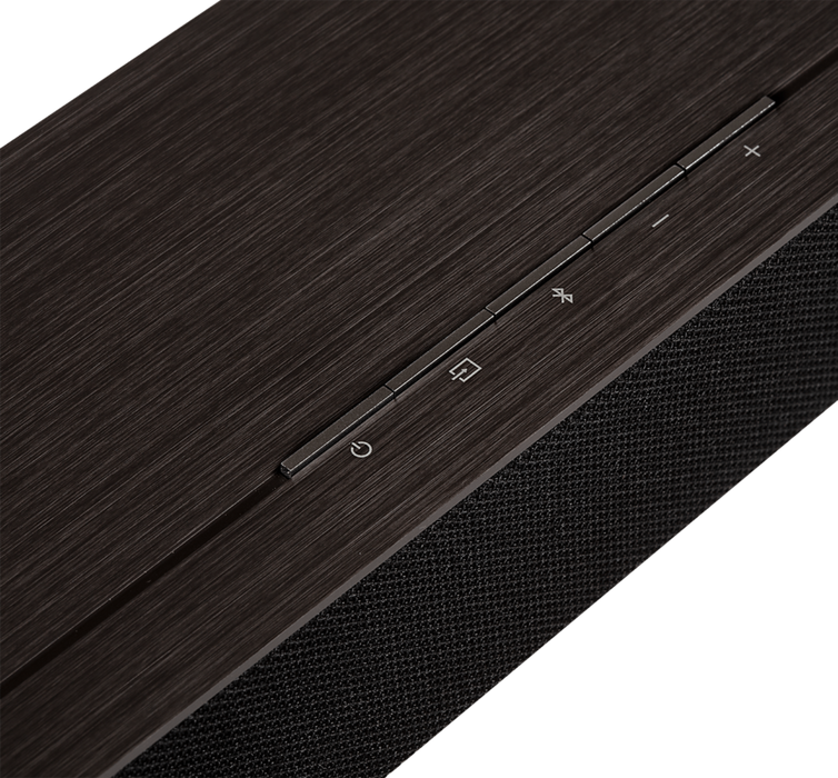 Definitive Technology Studio Slim 3.1 Channel Ultra-Slim Sound Bar System with Chromecast - Safe and Sound HQ