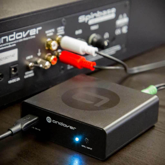 Andover Audio Songbird Hi-Res Streamer - Safe and Sound HQ