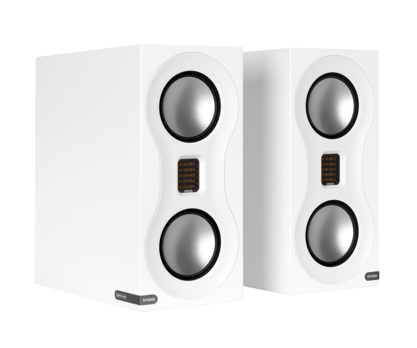Monitor Audio Studio Premium Bookshelf Loudspeaker (Pair) - Safe and Sound HQ