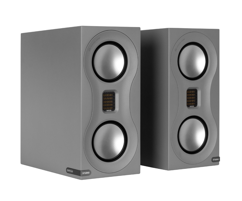 Monitor Audio Studio Premium Bookshelf Loudspeaker Open Box (Pair) - Safe and Sound HQ