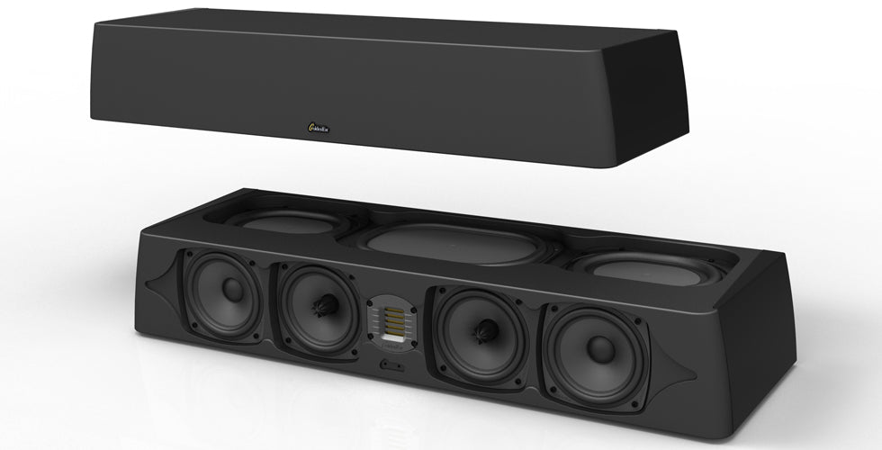 GoldenEar SuperCenter XXL High Performance Center Channel Speaker (Each) - Safe and Sound HQ