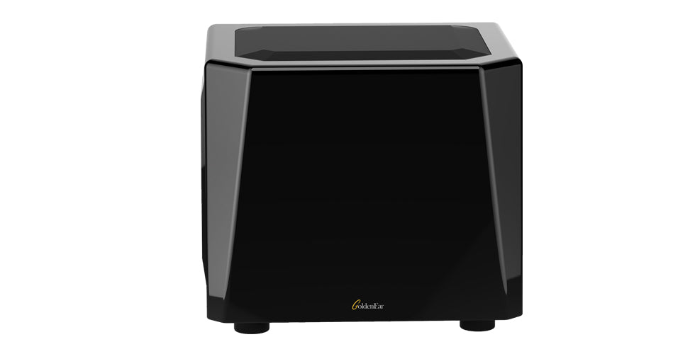 GoldenEar SuperSub XXL 1600 Watt Dual-Plane Inertially Balanced Subwoofer - Safe and Sound HQ