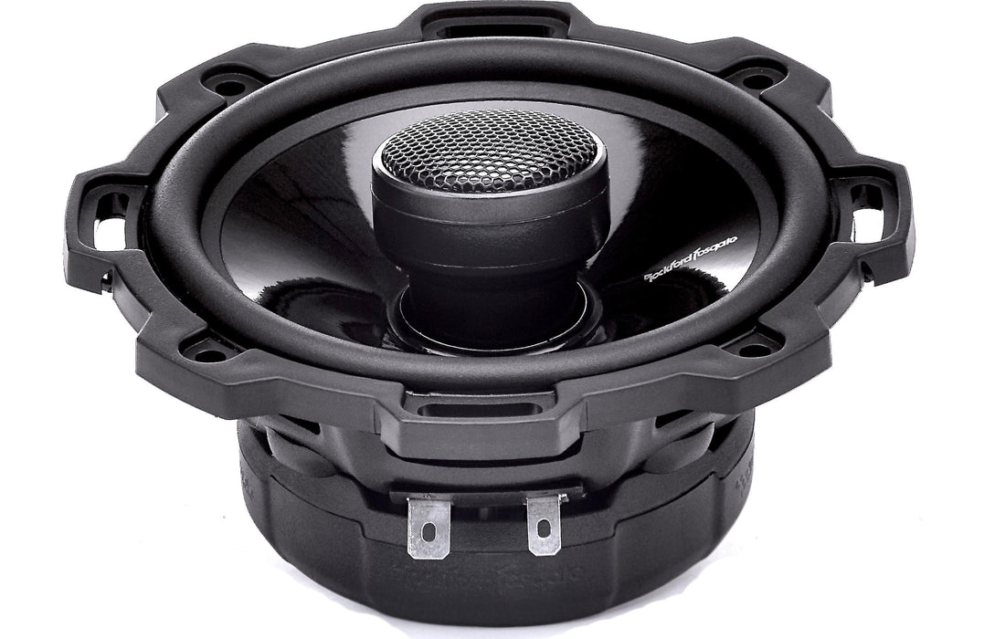 "Rockford Fosgate T142 Power 4"" 2-Way Full Range Coaxial Speaker (Pair) - Safe and Sound HQ"