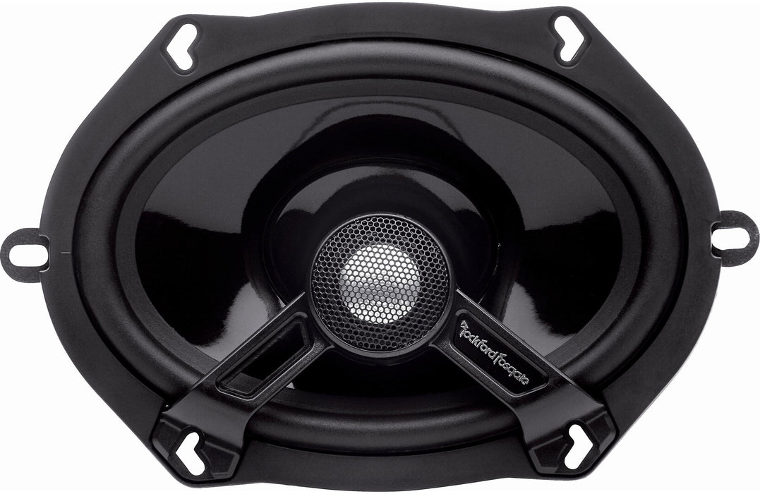 "Rockford Fosgate T1572 Power 5""x7"" 2-Way Full Range Coaxial Speaker (Pair) - Safe and Sound HQ"