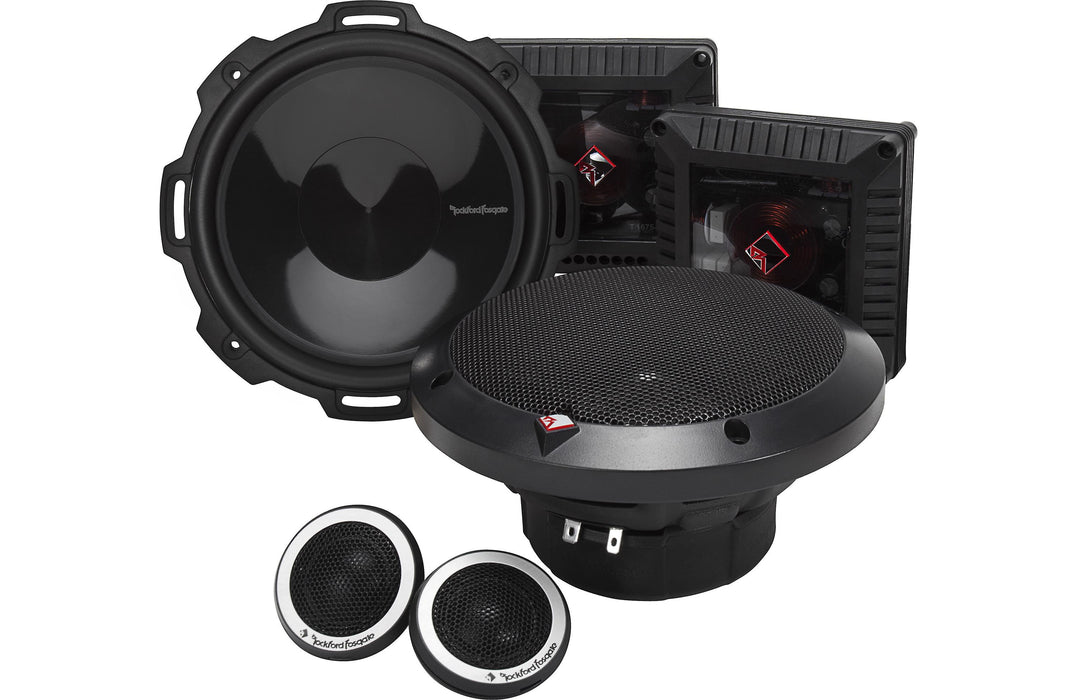 "Rockford Fosgate T1675-S Power 6.75"" Series Component Speaker (Pair) - Safe and Sound HQ"