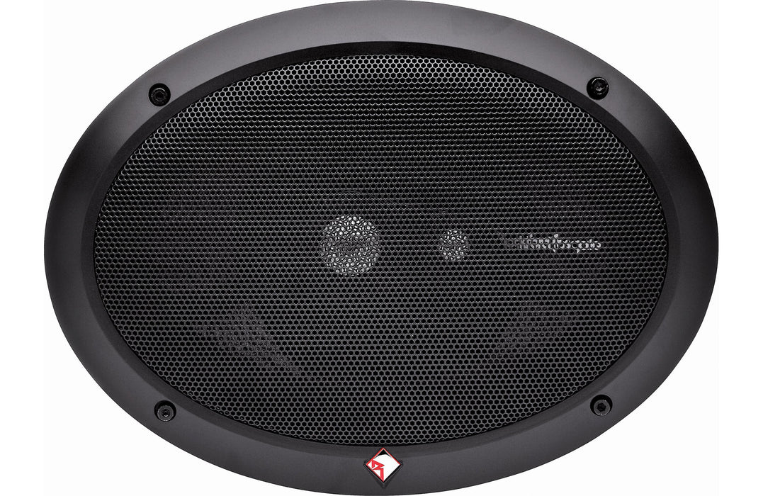 "Rockford Fosgate T1693 Power 6"" x 9"" 3-Way Full Range Coaxial Speaker (Pair) - Safe and Sound HQ"