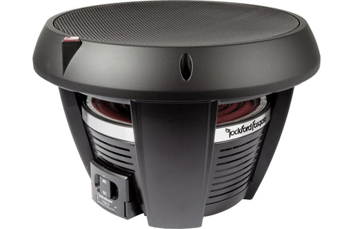 "Rockford Fosgate T1D412 Power 12"" T1 4 Ohm DVC Subwoofer - Safe and Sound HQ"