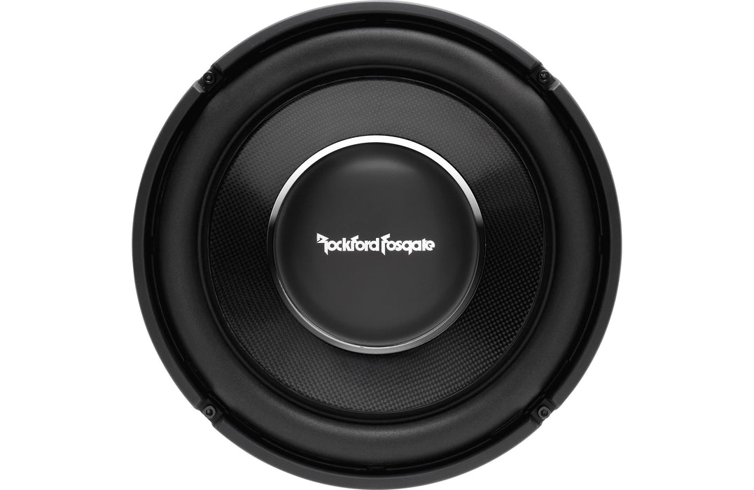 "Rockford Fosgate T1S1-12 Power 12"" T1 Slim Single 1 Ohm Subwoofer - Safe and Sound HQ"