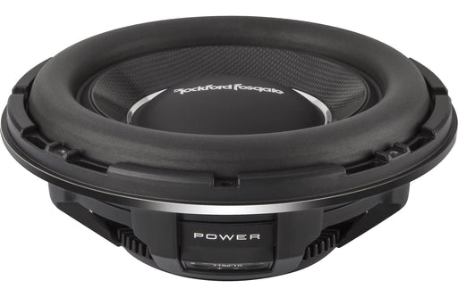 "Rockford Fosgate T1S2-10 Power 10"" T1 Slim Single 2 Ohm Subwoofer - Safe and Sound HQ"