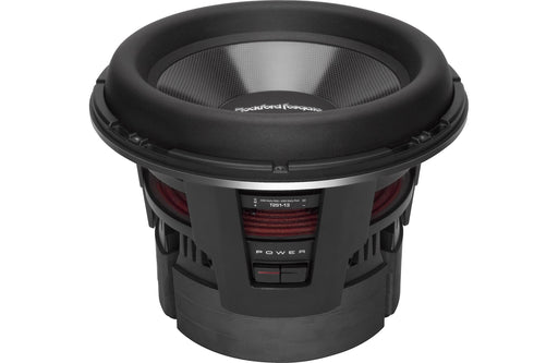 "Rockford Fosgate T2S2-13 Power 13"" T2 Single 2-Ohm Subwoofer - Safe and Sound HQ"