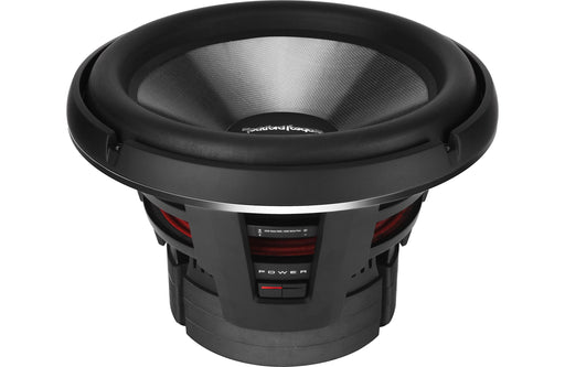 "Rockford Fosgate T2S2-16 Power 16"" T2 Single 2-Ohm Subwoofer - Safe and Sound HQ"