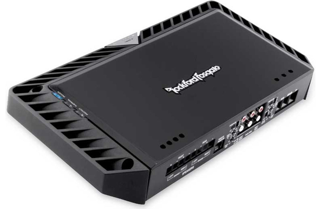 Rockford Fosgate T600-4 Power 600 Watt 4 Channel Amplifier - Safe and Sound HQ