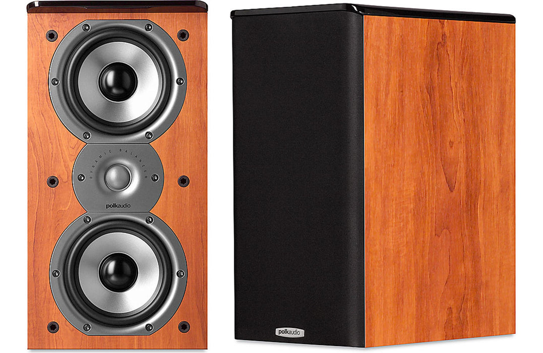 Polk Audio TSI200 Bookshelf Speaker Pair - Safe and Sound HQ