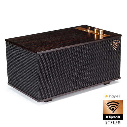 Klipsch The Three Portable Bluetooth Speaker with Built-In Phono Preamplifier (Each) - Safe and Sound HQ