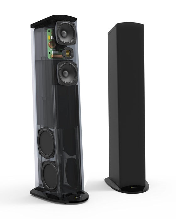 GoldenEar Triton Five Floorstanding Tower Loudspeaker (Each) - Safe and Sound HQ