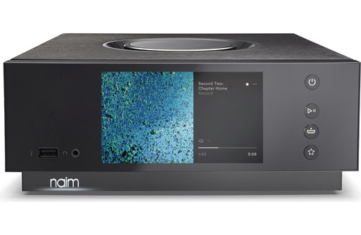 Naim Audio Uniti Atom Integrated Amplifier with Built-In DAC and Bluetooth Factory Refurbished - Safe and Sound HQ