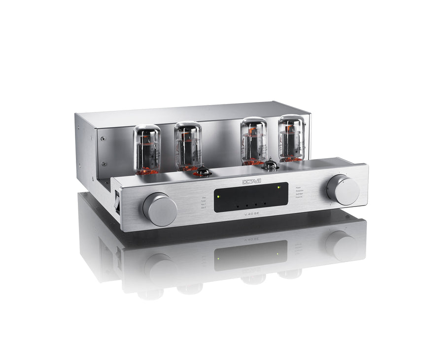 Octave V40 SE Tube Integrated Amplifier - Safe and Sound HQ