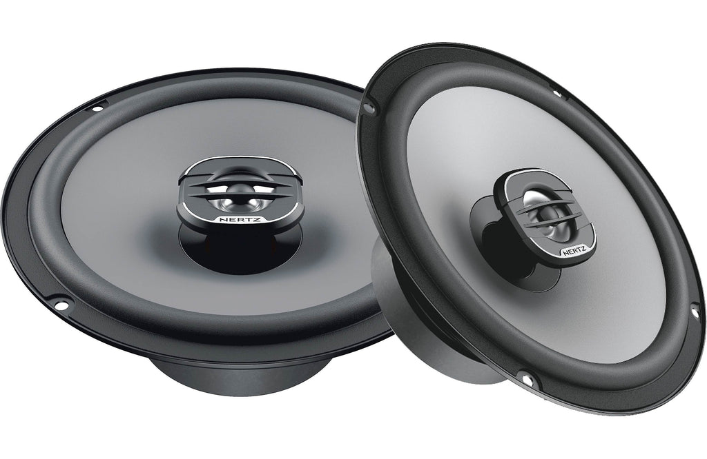 "Hertz X 165 Uno Series 6.5"" Coaxial Speaker (Pair) - Safe and Sound HQ"