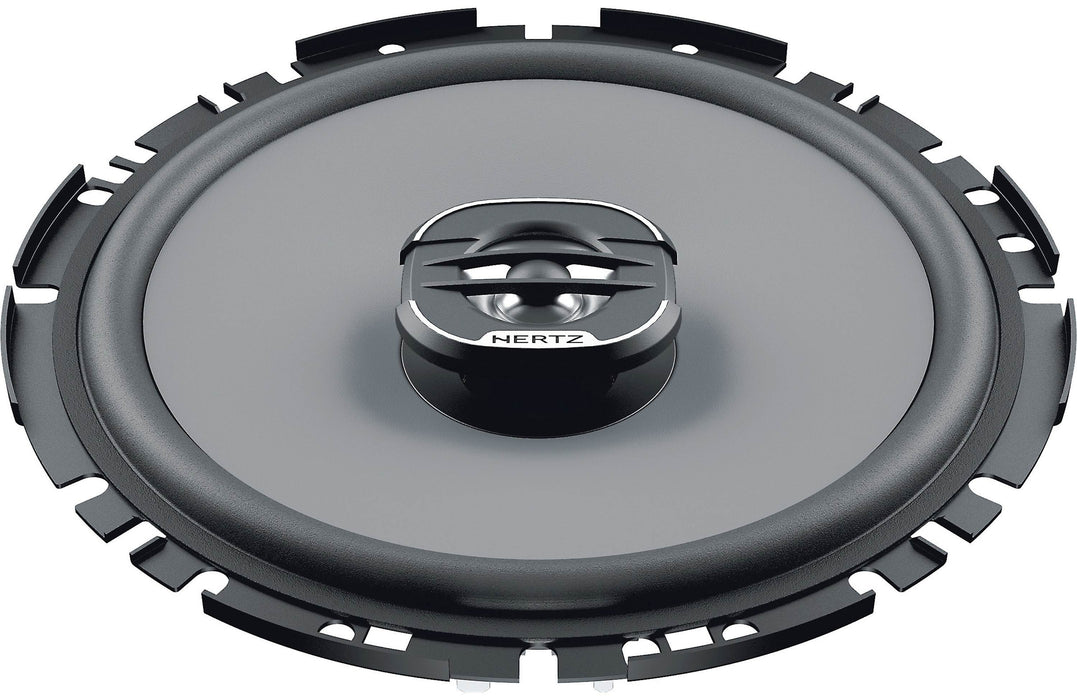"Hertz X 170 Uno Series 6.7"" Coaxial Speaker (Pair) - Safe and Sound HQ"