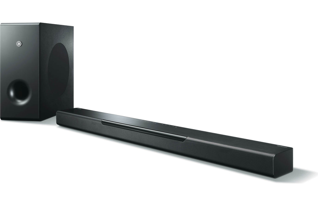 Yamaha YAS-408 Music Bar 400 Sound Bar with Wireless Subwoofer - Safe and Sound HQ