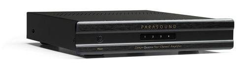 Parasound ZAmp Quattro Four Channel Dual Zone Power Amplifier B-Stock Full Warranty - Safe and Sound HQ