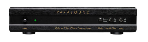 Parasound ZPhono XRM Phono Preamplifier Open Box - Safe and Sound HQ