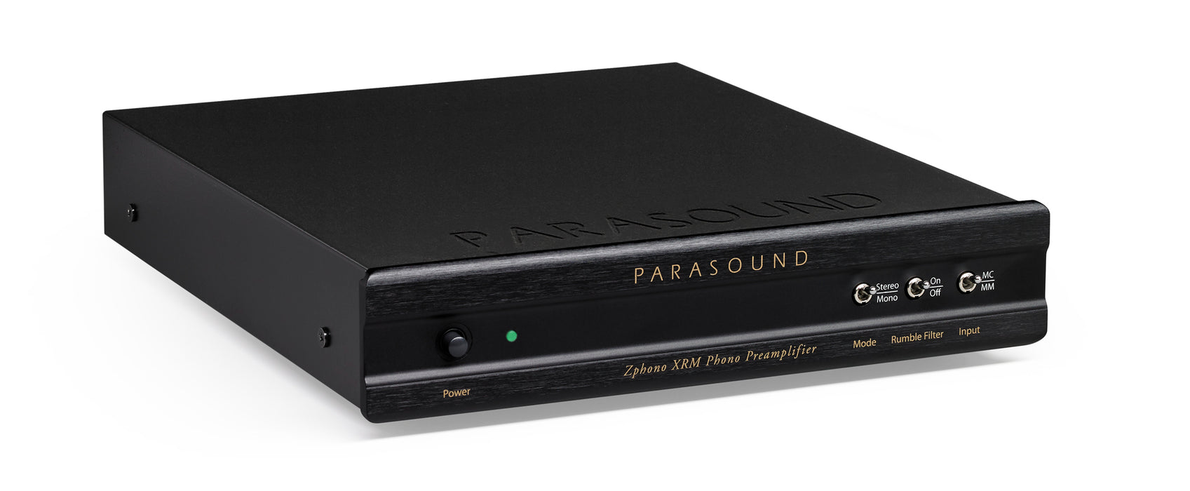 Parasound ZPhono XRM Phono Preamplifier - Safe and Sound HQ