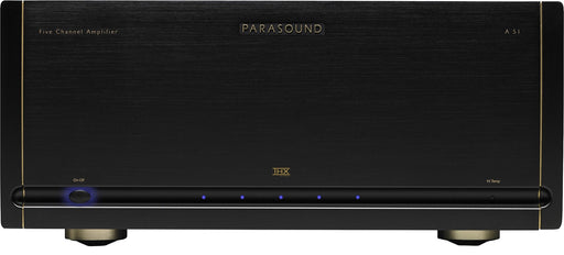 Parasound Halo A51 New Cosmetics 5 Channel Power Amplifier - Safe and Sound HQ