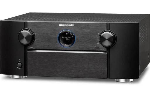 Marantz AV7705 11.2 Channel 4K Ultra HD AV Surround Preamplifier with HEOS and Amazon Alexa Voice Compatability - Safe and Sound HQ