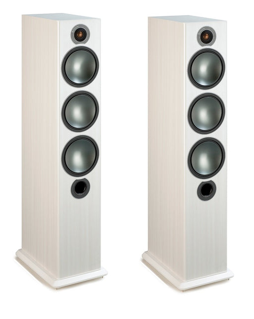 Monitor Audio Bronze 6 Bronze Series Floorstanding Speaker Open Box (Pair) - Safe and Sound HQ