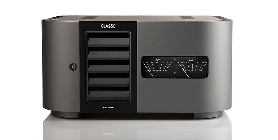Classe Delta Stereo Power Amplifier - Safe and Sound HQ