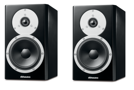 Dynaudio Excite X14A Powered Powered High-End Bookshelf Speakers (Pair) - Safe and Sound HQ