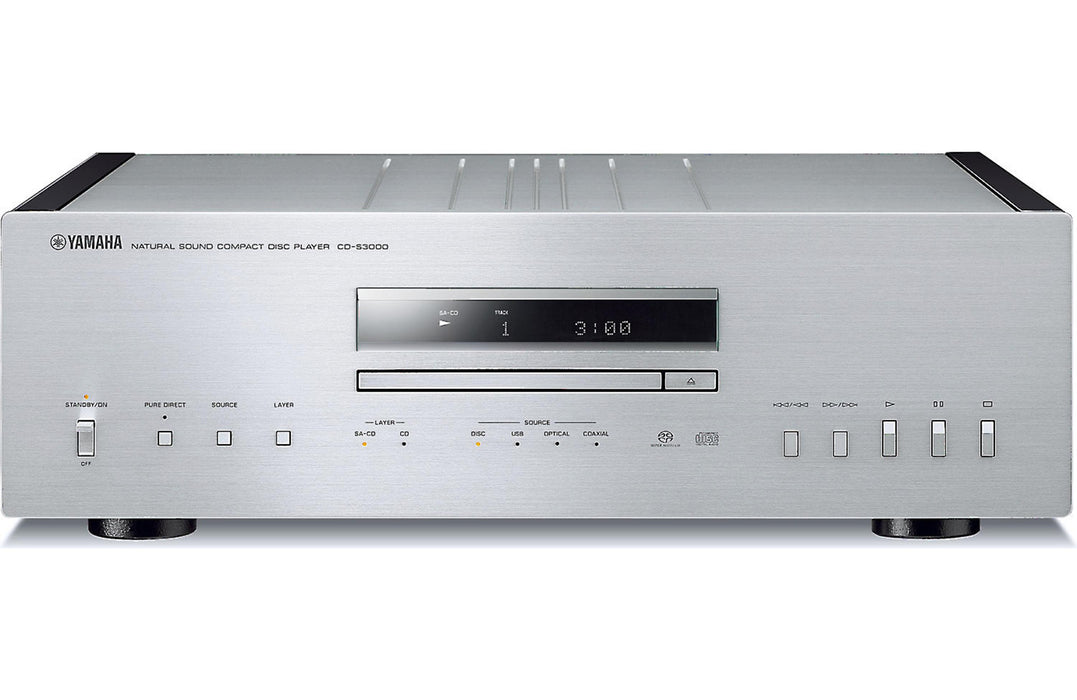 Yamaha CD-S3000 Natural Sound CD Player - Safe and Sound HQ
