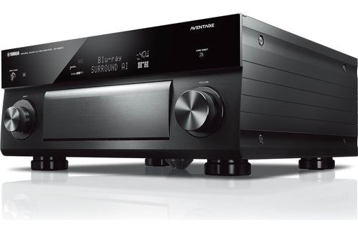 Yamaha CX-A5200 Aventage 11.2 Channel A/V Preamplifier with MusicCast - Safe and Sound HQ