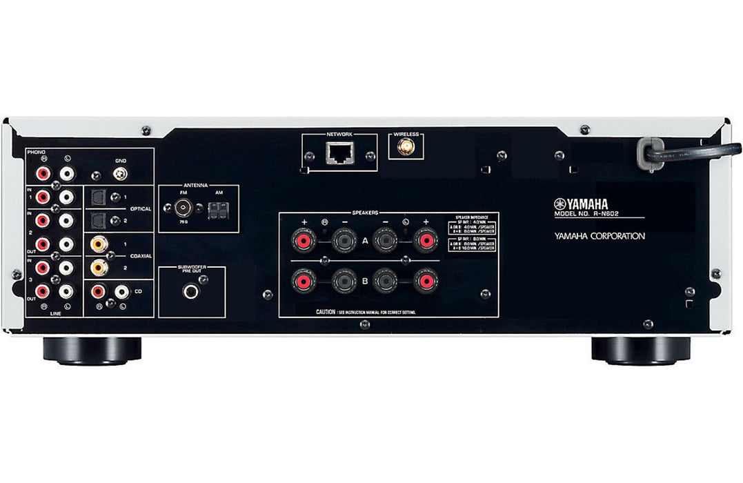 Yamaha R-N602 Network Hi-Fi Receiver - Safe and Sound HQ