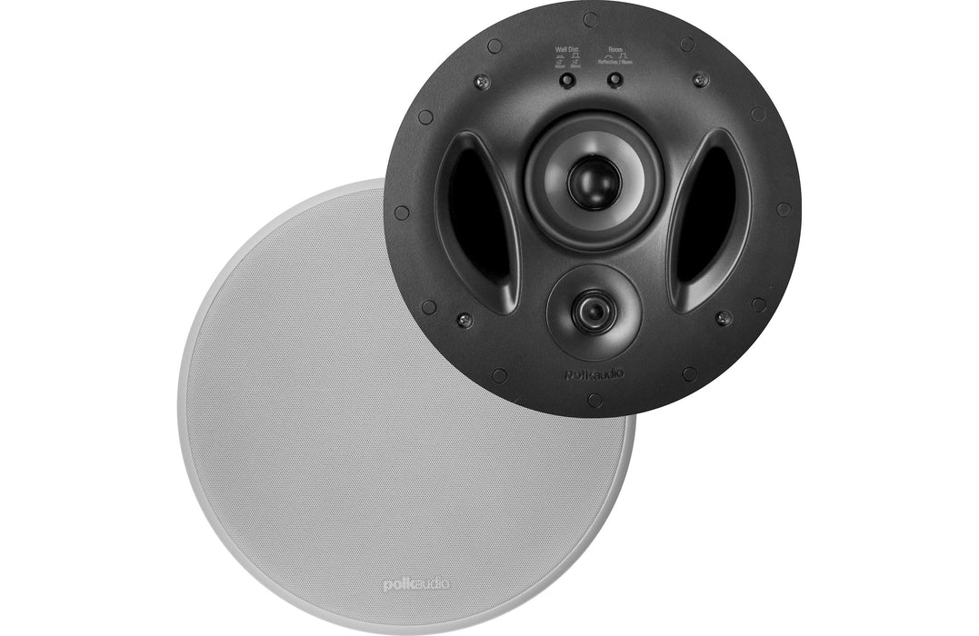Polk Audio 900-LS Vanishing 3-Way In-Ceiling Speaker (Each) - Safe and Sound HQ