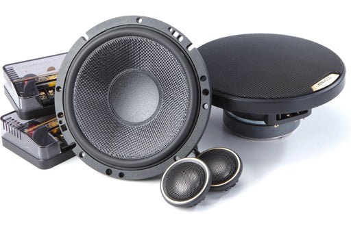 "Kenwood Excelon XR-1701P High-Resolution Audio Certified 6-1/2"" Component Speaker (Pair) - Safe and Sound HQ"