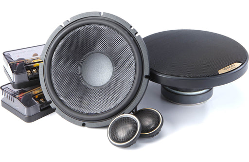 "Kenwood Excelon XR-1801P High-Resolution Audio Certified 7"" Component Speaker (Pair) - Safe and Sound HQ"