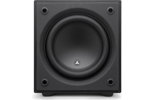 "JL Audio D110-ASH Dominion 10"" Powered Subwoofer Ash Finish - Safe and Sound HQ"