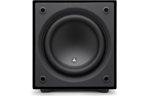"JL Audio D110-GLOSS Dominion 10"" Powered Subwoofer Gloss Finish - Safe and Sound HQ"