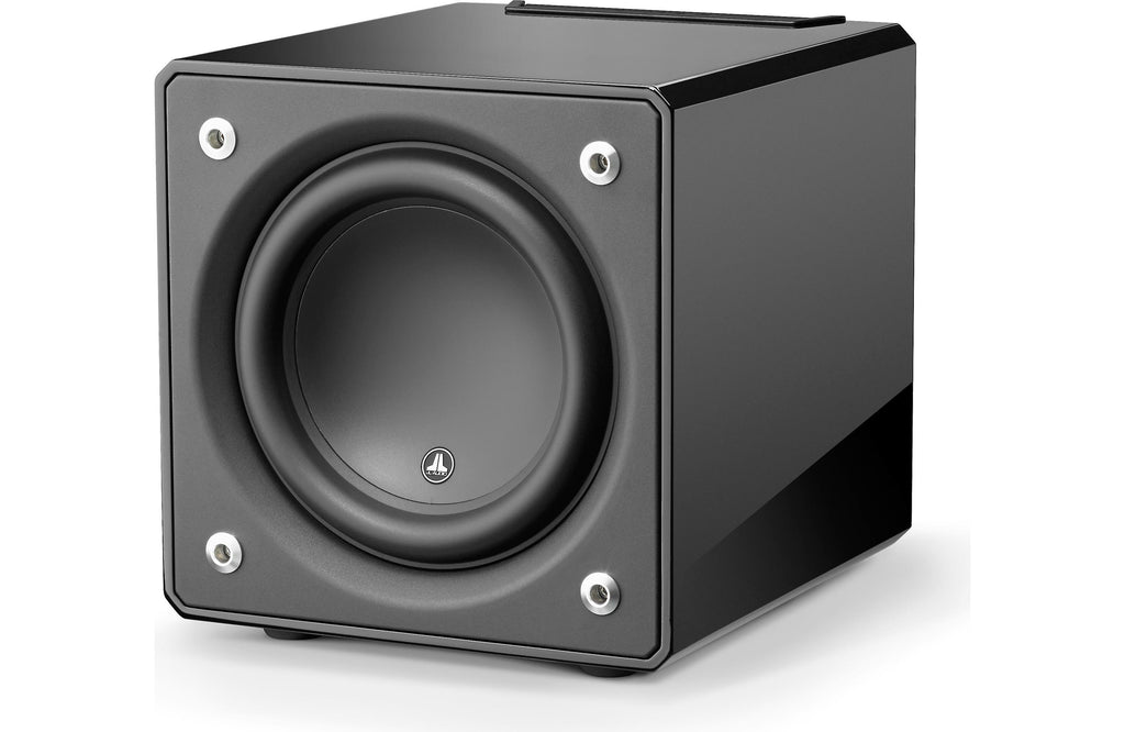 JL Audio E-SUB 110-GLOSS 10 Inch Powered Subwoofer - Safe and Sound HQ