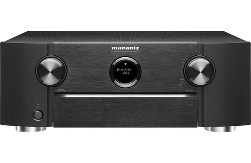Marantz SR6015 9.2 Channel 8K AV Receiver with HEOS and Voice Control - Safe and Sound HQ