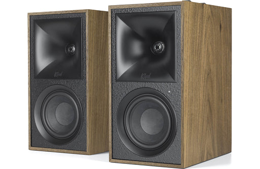 Klipsch The Fives Powered Bookshelf Speaker System with Bluetooth and HDMI Open Box (Pair) - Safe and Sound HQ
