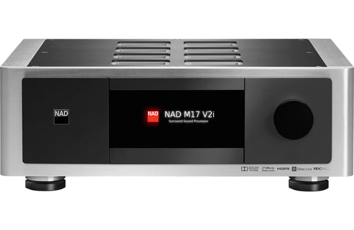 NAD Electronics M17 V2i Masters Surround Sound Preamp Processor - Safe and Sound HQ