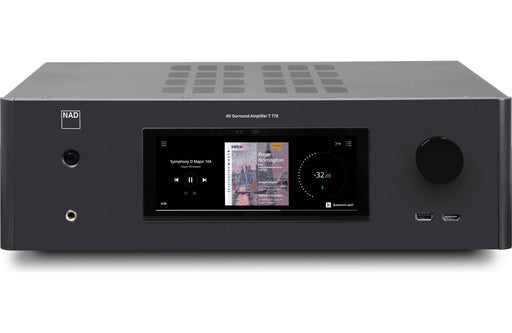 NAD Electronics T 778 Reference 9.2 Channel A/V Receiver - Safe and Sound HQ