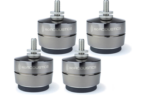 Isoacoustics Gaia II Performance Speaker Isolation Feet (4 Pack) - Safe and Sound HQ